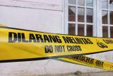 Warga Agam tewas karena luka tusukan