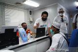 Menteri BUMN kunjungi agen  BRILink dan Teras BRI Kapal di Pulau Komodo