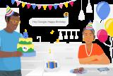 Dengan fitur baru, Google Assistant rayakan HUT