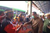Plt Gubernur Sulsel : Alhamdulillah kita naik satu peringkat di PON