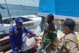 Karantina Tarakan Bersama Polda Kaltara Patroli di Perairan Laut