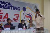 Liga 3 di Sulawesi Tengah  akan berlangsung tanpa penonton