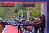 Atlet triatlon Indonesia Andy Wibowo juara HK Endurance Challenge di Lombok