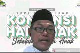 Memperkenalkan konvensi hak anak di Pekanbaru