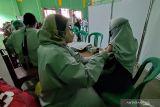 62.732.568 penduduk Indonesia dapat suntikan vaksin COVID-19 dosis kedua
