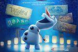 Serial pendek Olaf Presents tayang pada 12 November