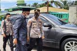 Legislator bersama Kapolresta Padang tinjau pelaksanaan vaksin di Indarung