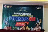 Launching sponsor PB Peparnas XVI Papua 19 Oktober di Jayapura