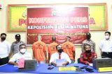 Tiga  pelaku pencurian 38 unit baterai UPS RSUD Natuna ditangkap