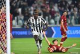 Juventus menaklukkan AS Roma dengan skor tipis 1-0