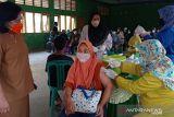 Kasus aktif COVID-19 Kabupaten Bekasi pada pekan ini tersisa 56 orang