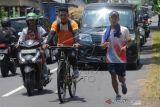 Atlet Pencak Silat PON Nazar Lari Salatiga-Klaten