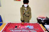Tim Opsnal narkoba tangkap pembawa sabu di Poto Tano