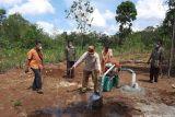 Gunung Kidul membangun irigasi di empat titik dukung optimalisasi lahan