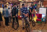 Sandiaga buka pameran Apresiasi Kreasi Indonesia 2021