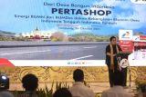 Dorong pertumbuhan Pertashop, Menteri BUMN apresiasi UMKM dan BUMDes