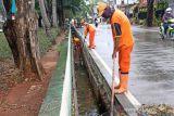 Tiga wilayah Jakarta diguyur hujan petir pada Rabu