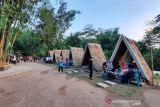 Tim SAR : Bantaran sungai taman wisata Pleret rawan banjir saat hujan