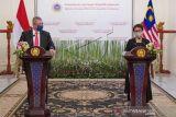 Pertemuan Bilateral Menlu Indonesia-Malaysia