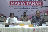 Kementerian ATR/BPN tindak tegas pegawainya terkait kasus mafia tanah