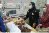 Ketua TP-PKK Kaltara Serahkan Bantuan Dana Untuk Operasi Abidzar