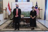 Menlu RI minta Malaysia perhatikan pekerja migran Indonesia