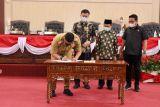 DPRD dan Pemkot Medan sahkan Ranperda tentang Ketertiban Umum jadi Perda