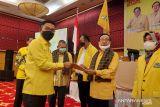 Permintaan Akbar Tandjung pada para kader Golkar Sumbar