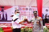 Tekan COVID-19, Pemkab Solok gelar gebyar 3.000 vaksinasi di dermaga Danau Singkarak