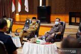 Pemerintah menurunkan satu level PPKM Kabupaten Bekasi