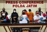 Polisi gagalkan penyelundupan enam kg sabu-sabu dari Malaysia