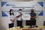 Bandara Samrat salurkan dana UMKM mendorong pertumbuhan ekonomi Sulut