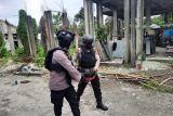 Tim Jibom Brimob evakuasi mortir dari permukiman warga Manokwari