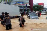 Potensi hujan yang dapat menyebabkan banjir di Sumut, warga diminta waspada