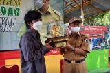 Pemkab Polewali Mandar Sulbar beri penghargaan penerima Kalpataru