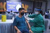 PTBA gelar vaksinasi untuk ribuan warga Tanjung Enim
