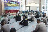 Polda Kalteng peringati Maulid Nabi dengan penerapan protokol kesehatan
