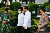 Presiden Joko Widodo akan tanam Mangrove bersama para dubes-penggiat lingkungan