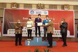 Berikut para pemenang Enterpreneurship Award V 2021 yang diumumkan LLDIKTI X di Padang