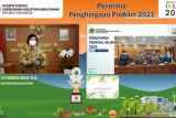 Bina masyarakat dalam aksi nyata Proklim, Bupati Tanah Datar dapat penghargaan Menteri LHK
