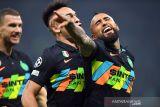 Inter Milan hentikan perlawanan  Sheriff Tiraspol di Liga Champions