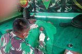 Satgas TNI Yonif 403 bantu obati luka robek warga di perbatasan RI-PNG