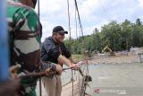 Gubernur Sumsel bantu percepat  pembangunan jembatan rusak di OKU