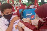 Vaksinator bergerak sasar 1.150 pelajar di Maros Sulawesi Selatan