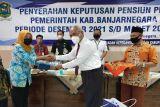 Bank Jateng layani pembayaran gaji pensiunan di Banjarnegara