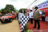 BNPB launches 'Mask Car Movement for the Community' in Ambon City
