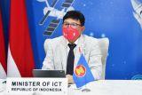 Kominfo dukung transformasi digital di kawasan ASEAN