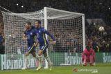 Jorginho cetak dua gol penalti, Chelsea lumat Malmo 4-0