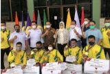 Untag Samarinda berikan beasiswa gratis peraih medali PON Papua