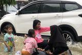 Banjir landa Kota Samarinda hingga kini belum surut